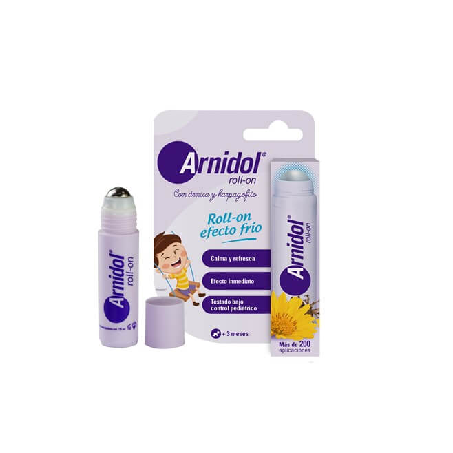 Arnidol Roll-on Efecto Frio 15 ml