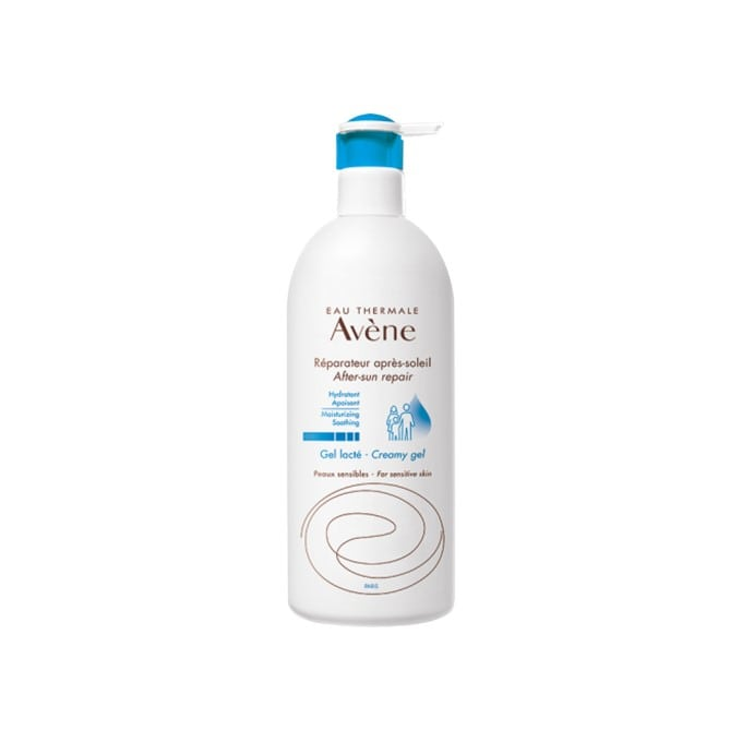 Avene Reparador Despues del Sol Gel-Crema 400 ml