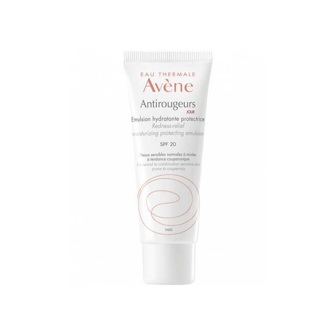Avene Antirojeces Emulsion Calmante Antioxidante SPF30 40ml