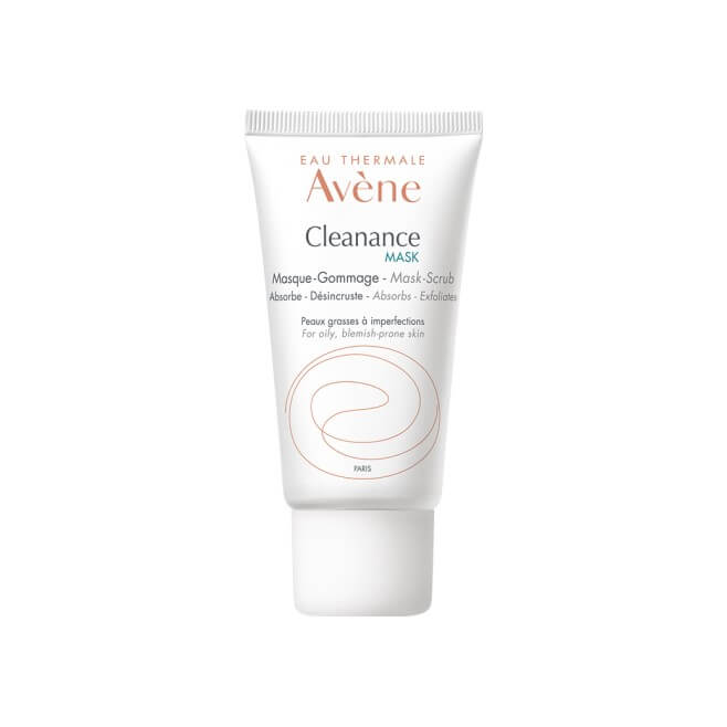 Avene Cleanance Mask Mascarilla Exfoliante 50ml