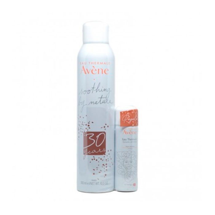 Avene Spray Agua Termal 30 Aniversario 300ml + Regalo Avene Spray Agua Termal 50ml