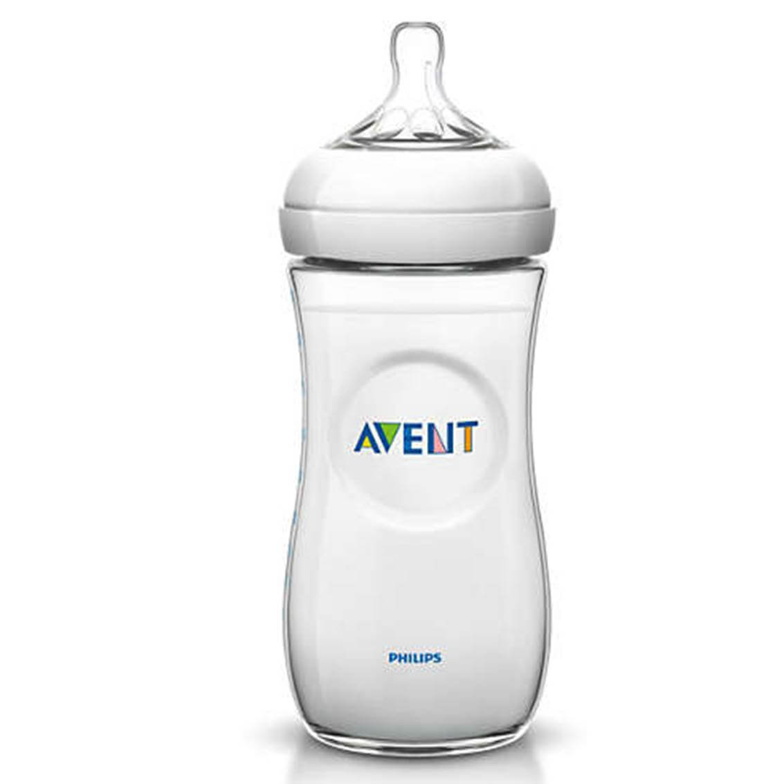 Avent biberon natural +6 meses 330ml