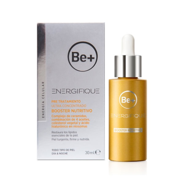 Be+ energifique booster nutritivo 30 ml