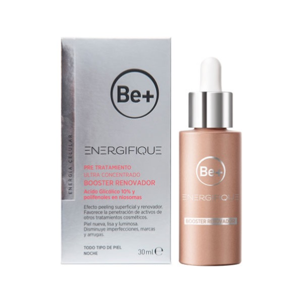 Be+ Energifique Booster Renovador 30 ml