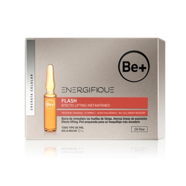Be+ energifique 5 ampollas flash