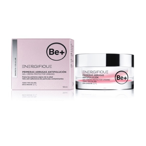 Be+ Energifique Gel Crema Protector Urbano 50 ml