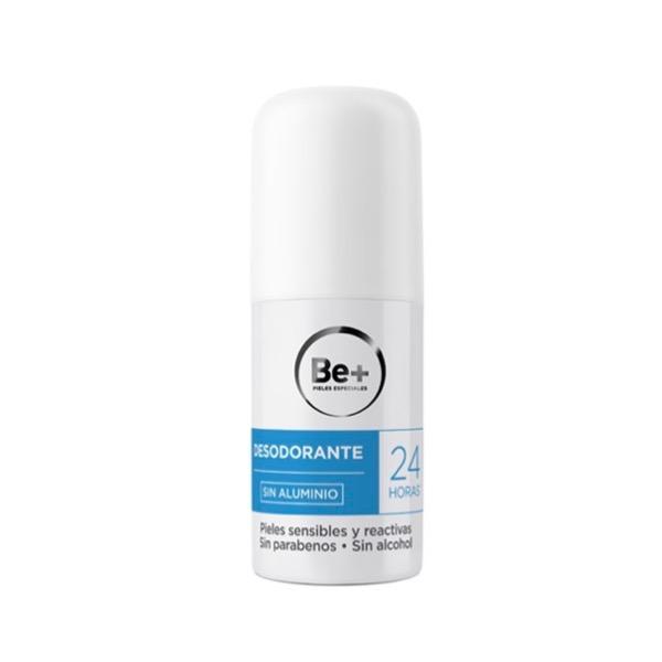 Be+ Desodorante Antitranspirante 24h Sin Alumunio