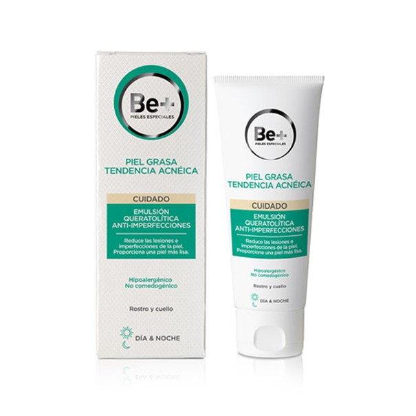 Be+ Emulsion Queratolitica Anti-imperfecciones 40ml