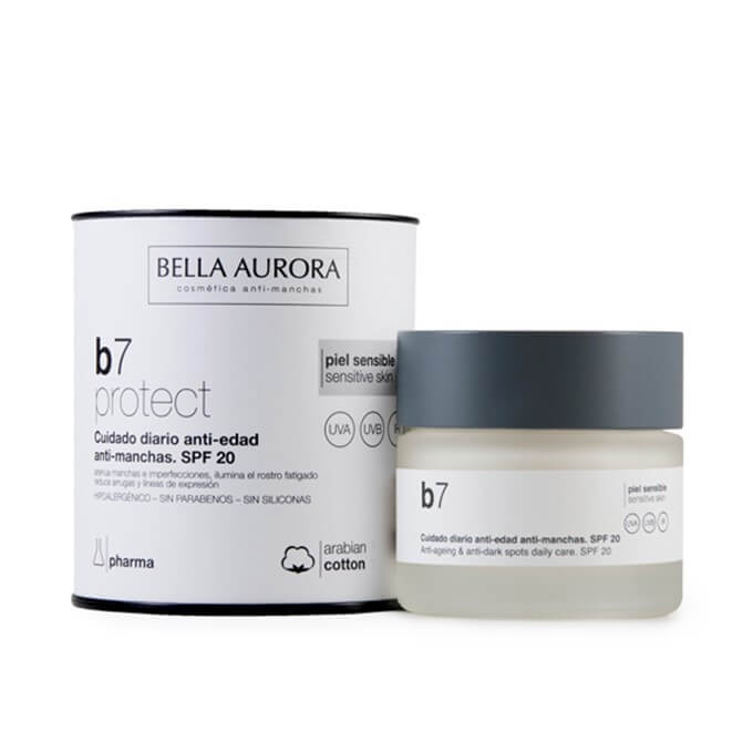 Bella Aurora B7 Protect Antiedad Antimanchas Spf20 50 ml