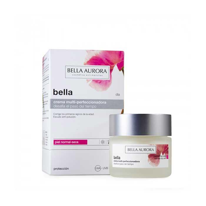 Bella Aurora Crema Multiperfeccionadora Dia Piel Normal Seca 50ml