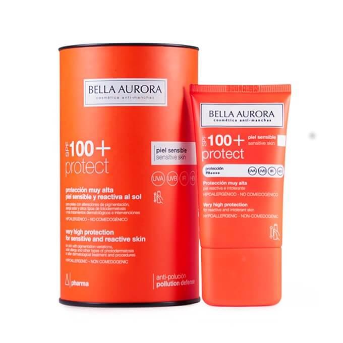 Bella Aurora Protector Solar Spf100+ Piel sensible 40 ml