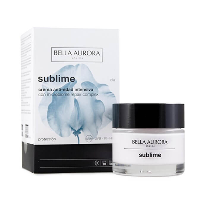 Bella Aurora Sublime Crema Anti-edad Intensiva 50 ml