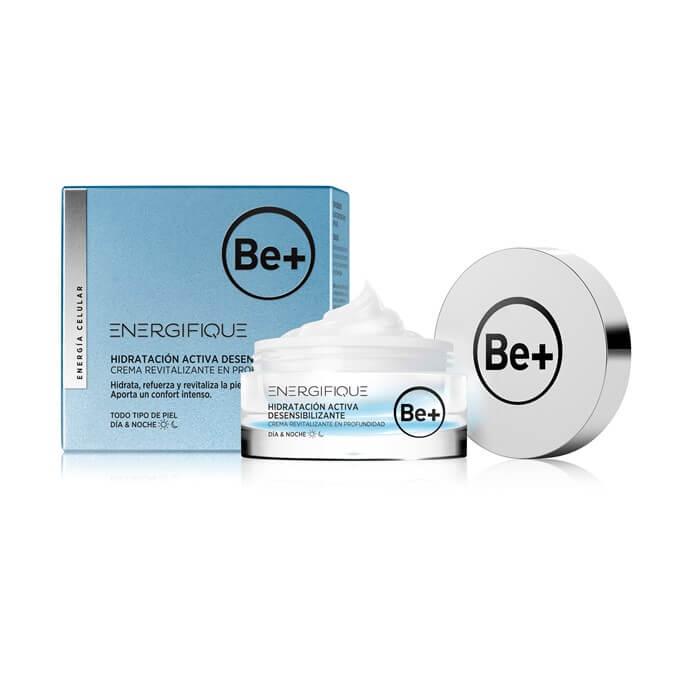 Be+ Energifique Crema Hidratante Activa Desensibilizante 50 ml