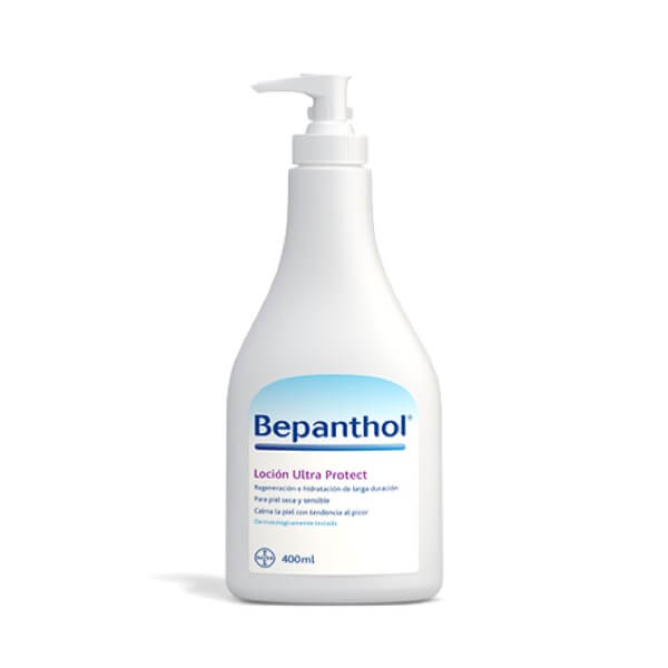Bepanthol locion ultra protect 400 ml
