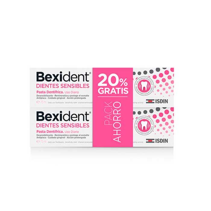Bexident Dientes Sensibles Pasta Duplo 75ml+75ml