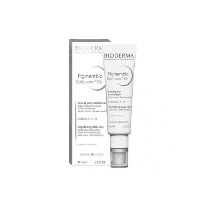 Bioderma Pigmentbio Daily Care Spf50+ Crema Hidratante 40ml