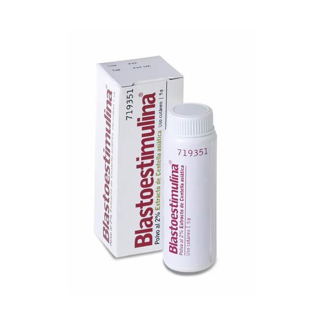 Blastoestimulina 2% Polvo Cutaneo 5g