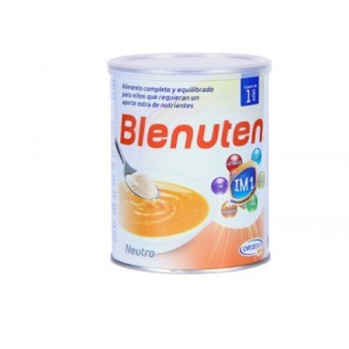Blenuten 400g Sabor Neutro