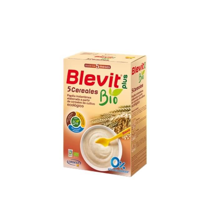 Blevit Plus Bio 5 Cereales 250 g