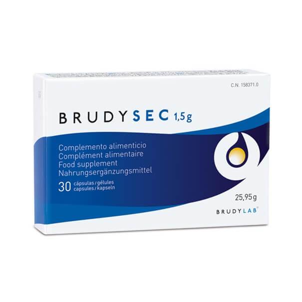 Brudy Sec 30 Capsulas