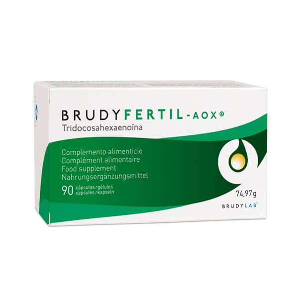 Brudy fertil aox 90 capsulas
