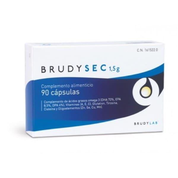 Brudy sec 90 capsulas