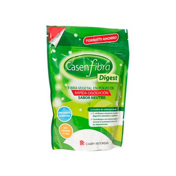 Casenfibra Digest Fibra Vegetal en Polvo Sabor Neutro 310g