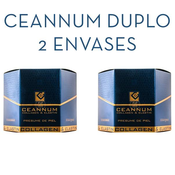 Ceannum Duplo 10 + 10 Viales Bebibles