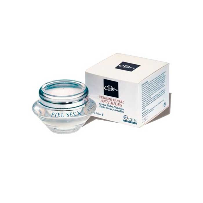 Cedeme Crema Facial Anti-rides 50ml