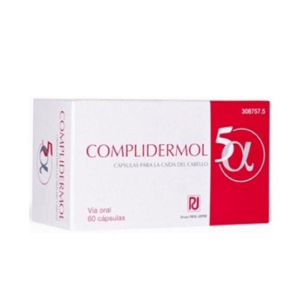 Complidermol 5 Alfa 60 Cp