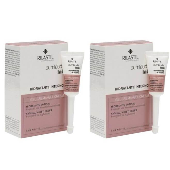 Cumlaude Hidratante Intimo Monodosis Gel-Crema Duplo 6+6 Aplicadores
