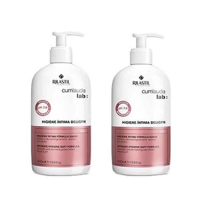 Cumlaude Higiene Intima Deligyn Gel Duplo 500ml+500ml