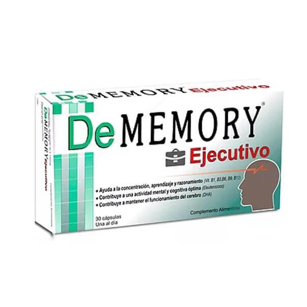 De Memory Ejecutivo 30 Capsulas