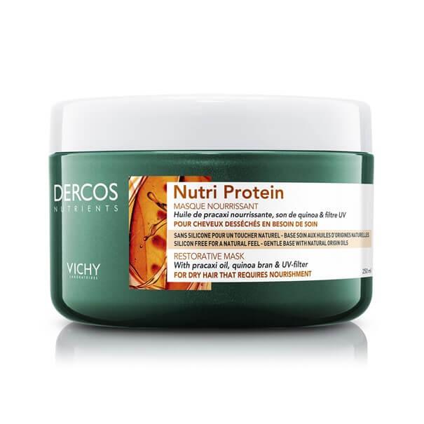 Dercos Nutrients Nutri Protein Mascarilla Reconstituyente 250 ml