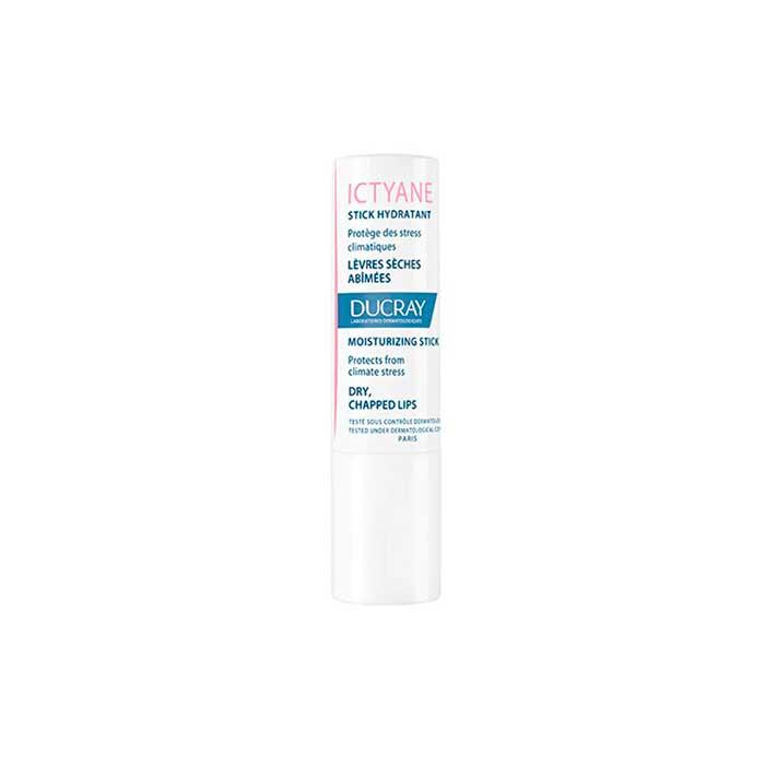Ducray Ictyane Stick Labial Hidratante y Protector 3g