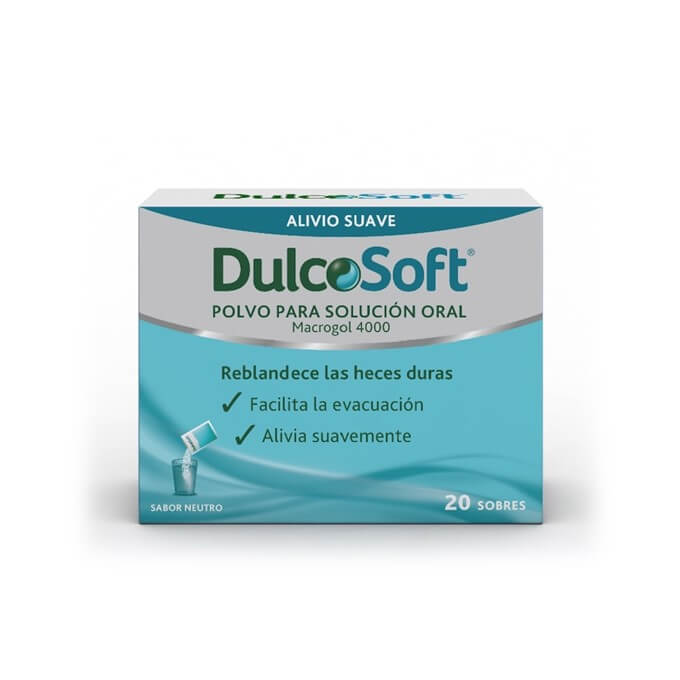 Dulcosoft Macrogol 4000 Monodosis 20 Sobres