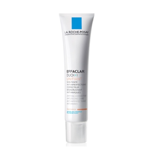 Effaclar Duo Unifiant Tono Claro 40ml