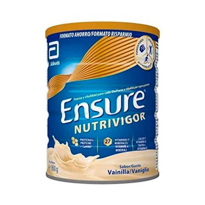 Ensure Nutrivigor Vainilla 850 g
