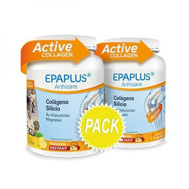 Epaplus arthicare colageno sabor limon 334g duplo
