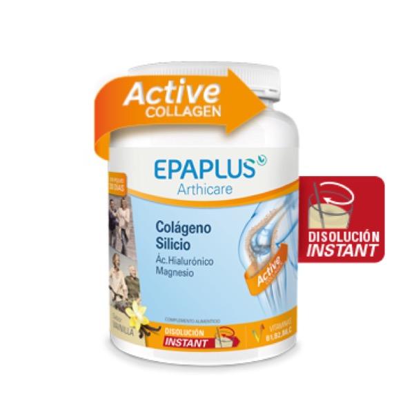 Epaplus arthicare colageno sabor vainilla 334g