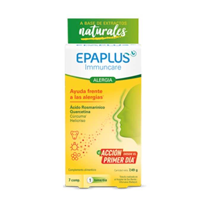 Epaplus Immuncare Alergia Adultos 7 Comprimidos