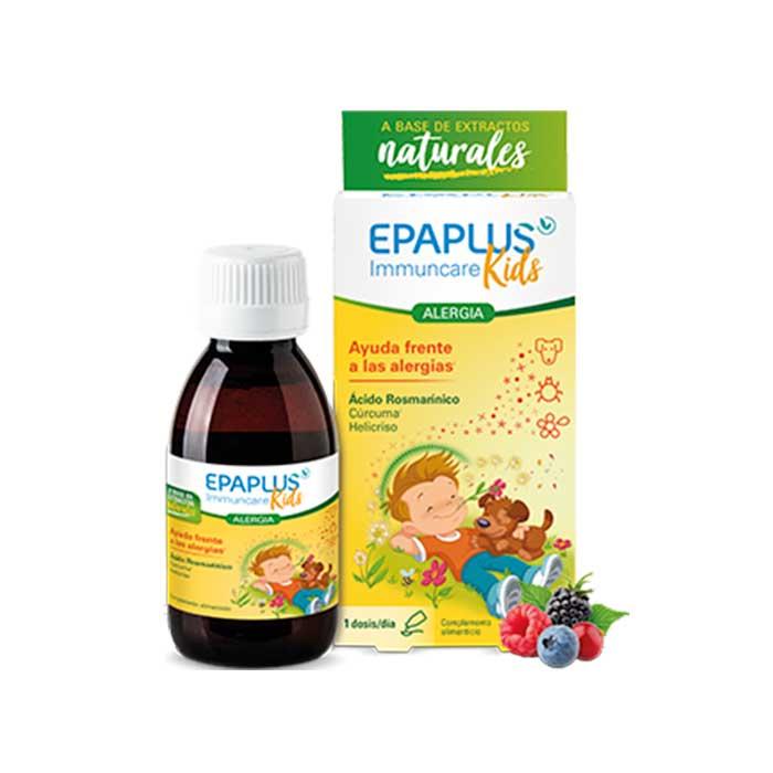 Epaplus Immuncare Alergia Niños 100ml