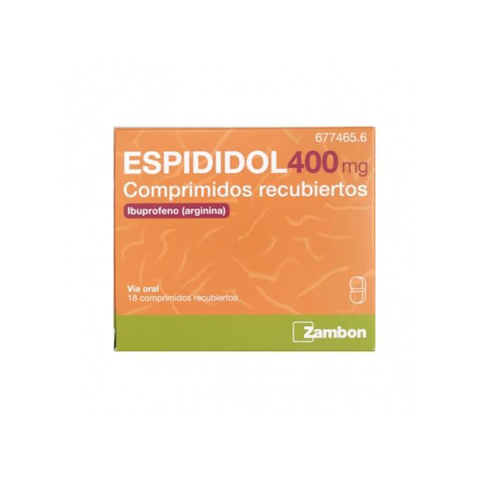 Espididol 400mg 18 Comprimidos