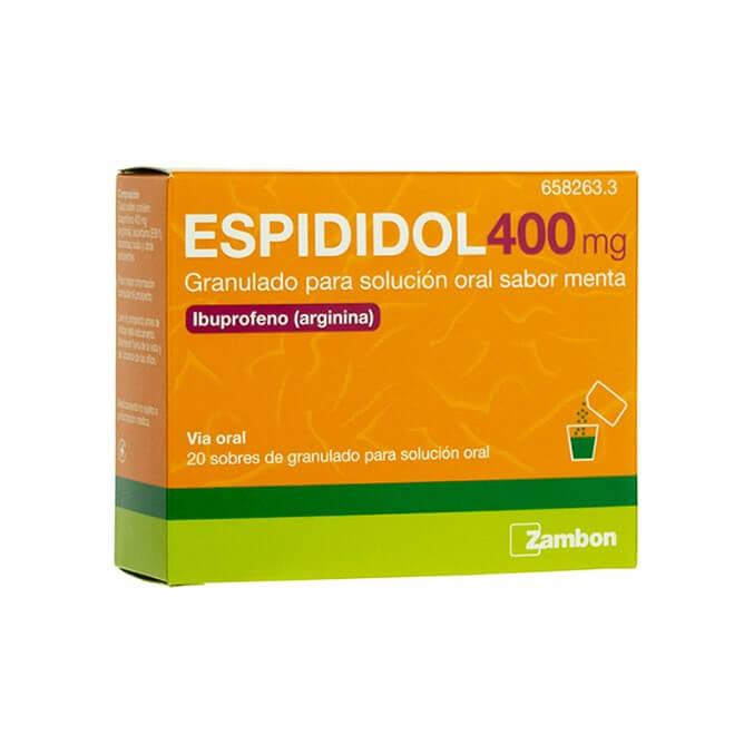 Espididol 400mg 20 Sobres