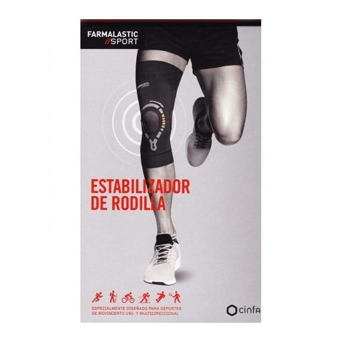 Estabilizador de rodilla farmalastic t/s