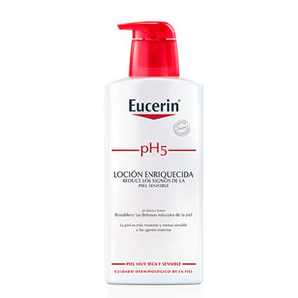 Eucerin locion enriquecida ph5 skin-protection 1000 ml