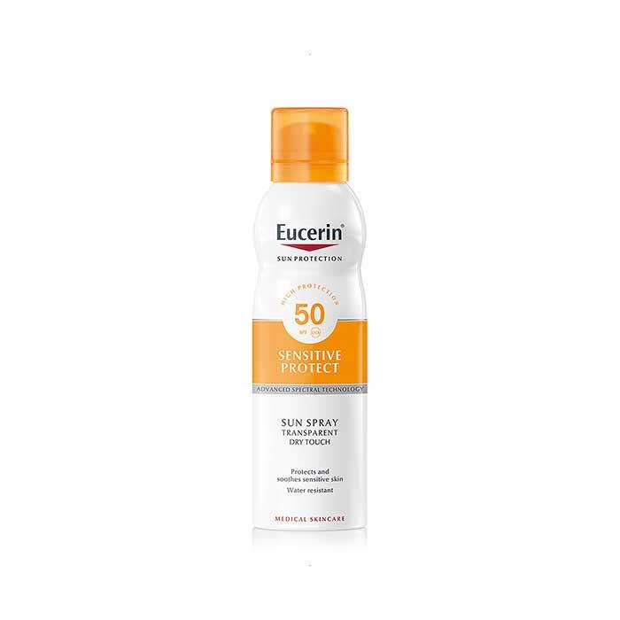 Eucerin Sun Spray Transparent Spf50 200 ml