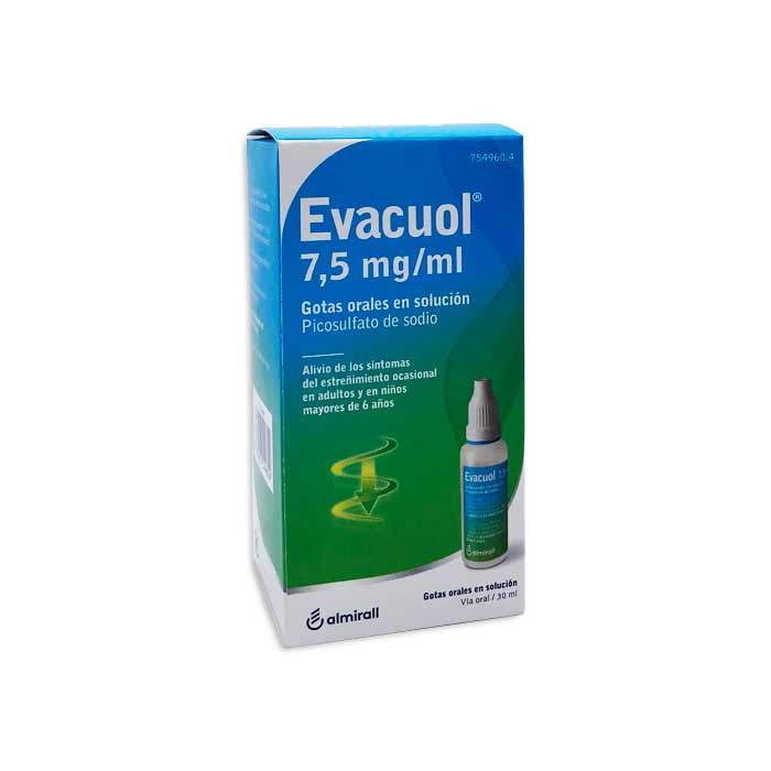 Evacuol Gotas 30 ml