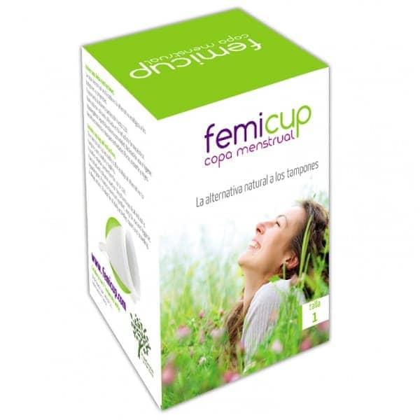 Copa menstrual femicup talla s