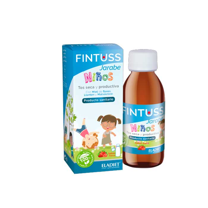 Fintuss Jarabe Niños 154g